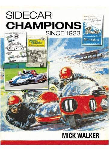 Sidecar Champions Since 1923.