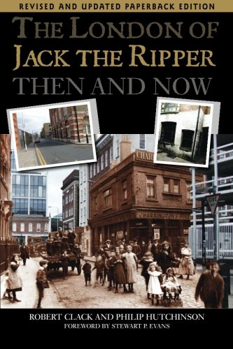 9781859838785: London of Jack the Ripper Then and Now