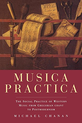 9781859840054: Musica Practica: The Social Practice of Western Music from Gregorian Chant to Postmodernism