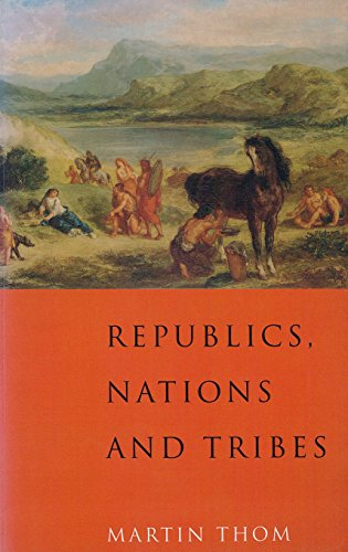 9781859840207: Republics, Nations and Tribes