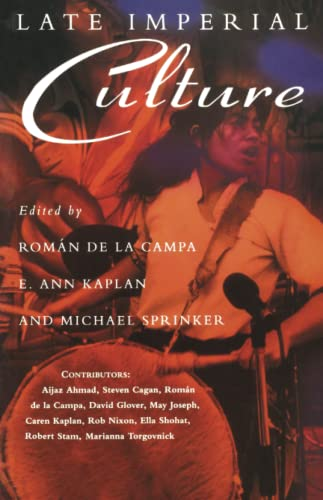 Late Imperial Culture: E. Ann Kaplan
