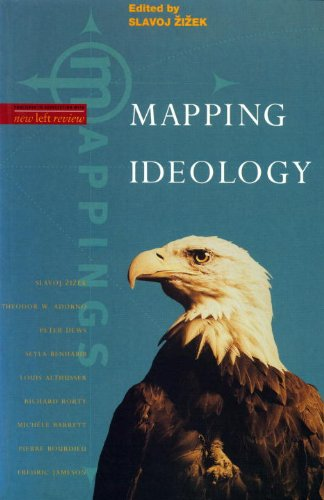 9781859840559: Mapping Ideology (Mappings Series)