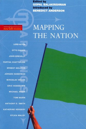 9781859840603: Mapping the Nation (Mapping Series)