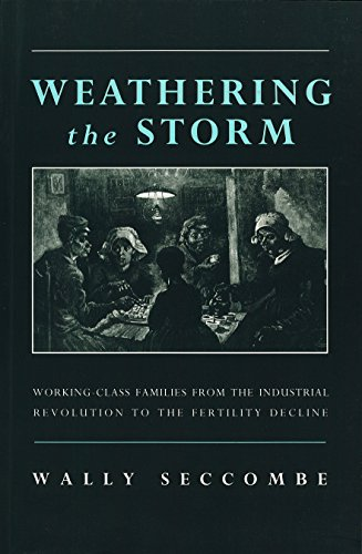 9781859840641: Weathering the Storm: Working-Class Families from the Industrial Revolution to the Fertility Decline