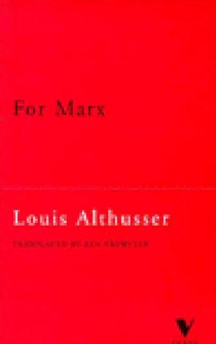 9781859841464: For Marx