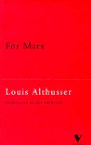 9781859841464: For Marx (Verso Classics, 1)