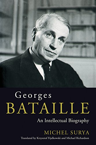 9781859841532: Georges Bataille: An Intellectual Biography