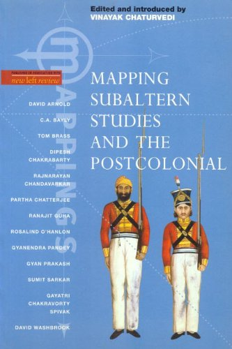 9781859842140: Subaltern Studies and the Postcolonial (Mapping)