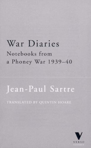 9781859842386: War Diaries: Notebooks from a Phony War, 1939-40