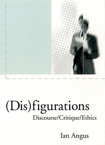 9781859842775: Disfigurations: Discourse/Critique/Ethics
