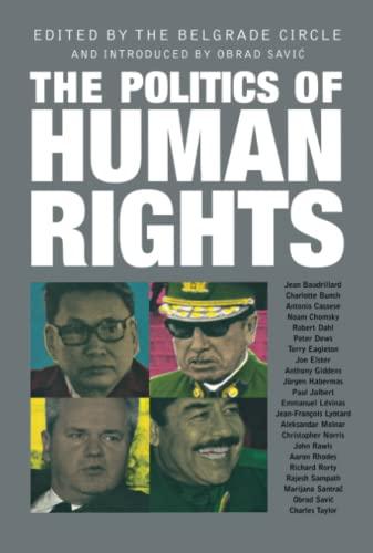 The Politics of Human Rights: Circle, The Belgrade