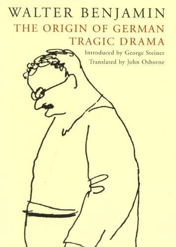 9781859844137: The Origin of German Tragic Drama