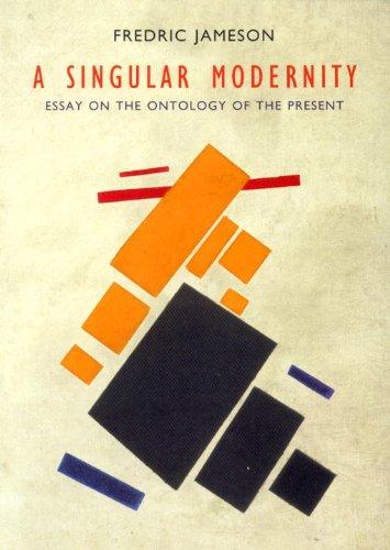 A Singular Modernity: Essay on the Ontology: Mikhail Bakhtin; Jean