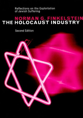 9781859844885: The Holocaust Industry: Reflections on the Exploitation of Jewish Suffering, New Edition 2nd Edition