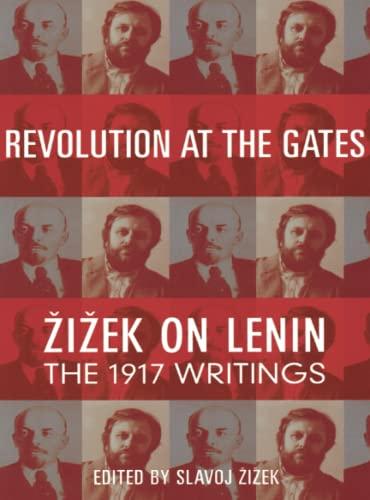 9781859845462: Revolution at the Gates: Zizek on Lenin: The 1917 Writings
