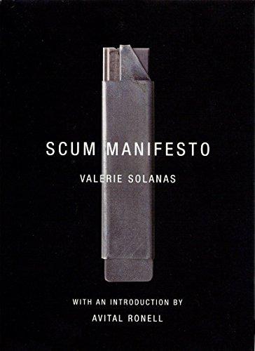 9781859845530: Scum Manifesto
