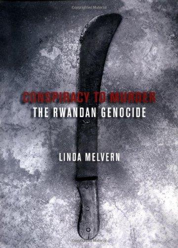 9781859845882: Conspiracy to Murder: The Rwandan Genocide