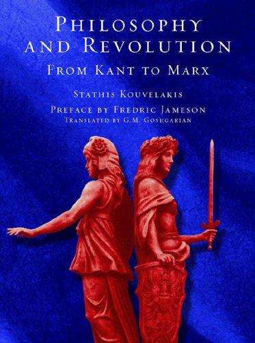 Philosophy and Revolution: Kouvelakis, Stathis