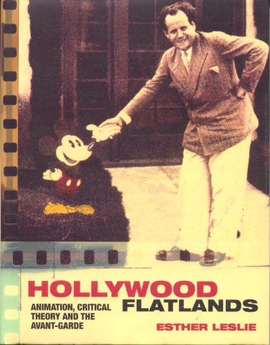 Hollywood Flatlands: Animation, Critical Theory, and the Avant-Garde: Leslie, Esther