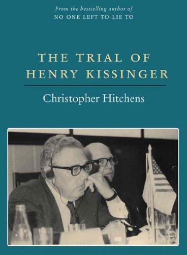 9781859846315: The Trial of Henry Kissinger