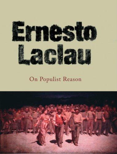 9781859846513: Populist Reason (Phronesis)