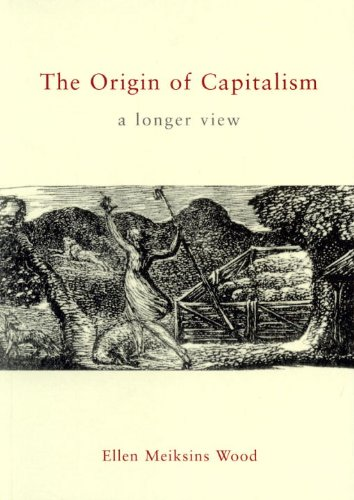 9781859846803: The Origin of Capitalism: A Longer View