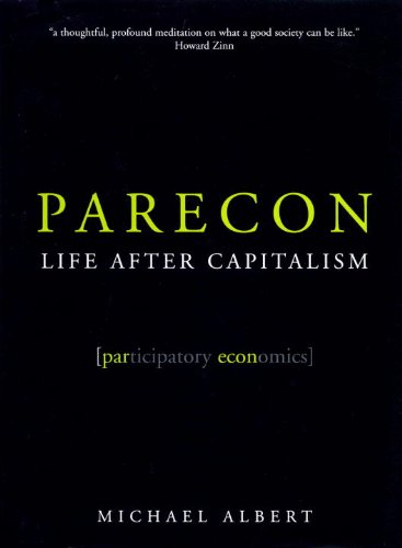 9781859846988: Parecon: Life After Capitalism