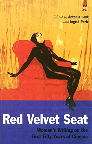 9781859847220: Red Velvet Seat: Women's Writings on the First Fifty Years of Cinema: Women's Writings on the Cinema - The First Fifty Years