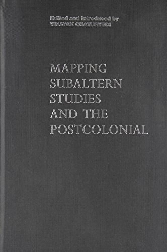 9781859847237: Mapping Subaltern Studies and the Postcolonial