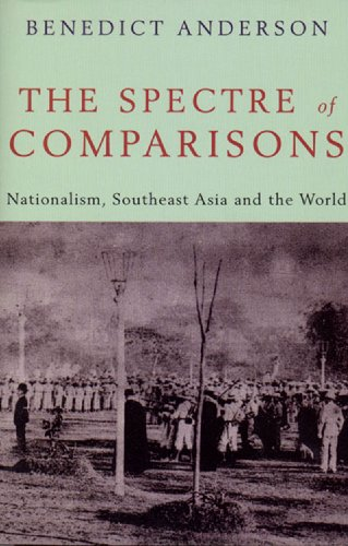 Spectre of Comparisons: Politics, Culture and the Nation (1859848133) by Anderson, Benedict