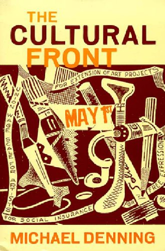 9781859848159: The Cultural Front: The Laboring of American Culture in the Twentieth Century (Haymarket Series)