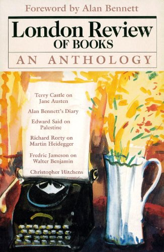 """9781859848609: """"London Review of Books"""": An Anthology: No. 3"""