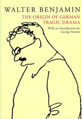 9781859848999: The Origin of German Tragic Drama