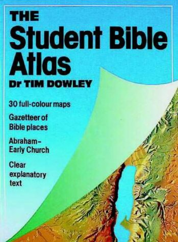 9781859850046: Bible Atlas (Essential Bible Reference)