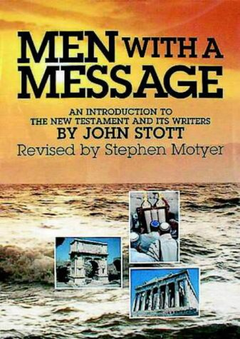 9781859851371: Men with a Message: An Introduction to the New Testament and Its Writers