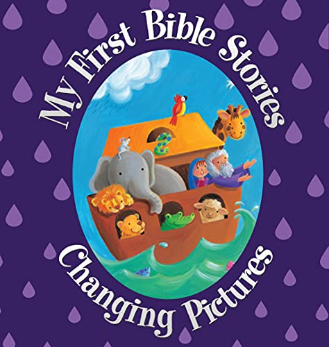 9781859851739: My First Bible Stories - Changing Pictures