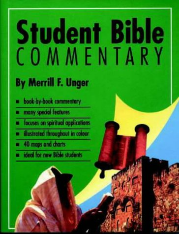 9781859851852: Student Bible Commentary (Student Guides)
