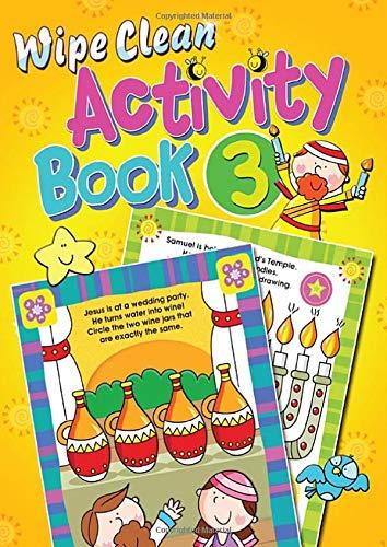 9781859852897: Wipe Clean Activity Book (Wipe Clean Activity Books)