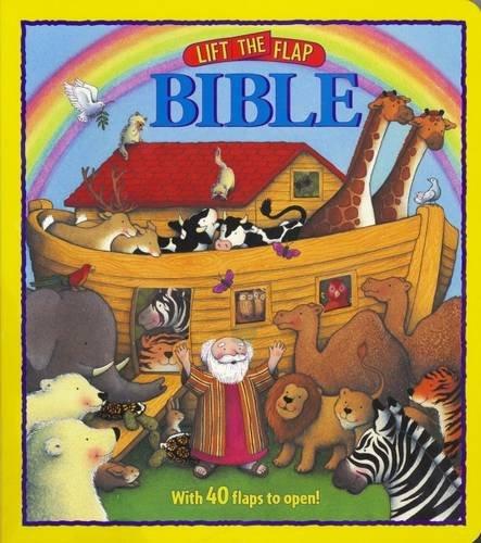 9781859853177: Lift the Flap Bible (Lift-the-flap book)