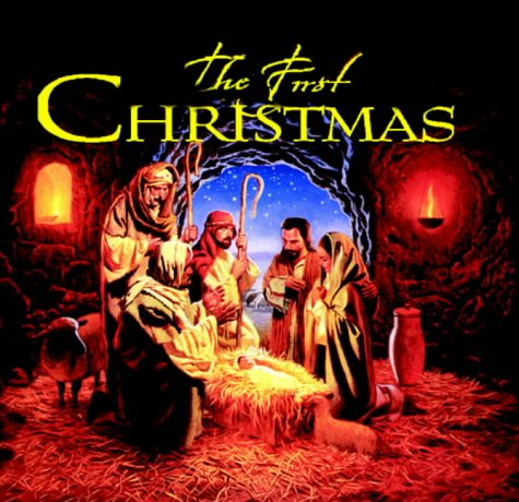 9781859853283: The First Christmas