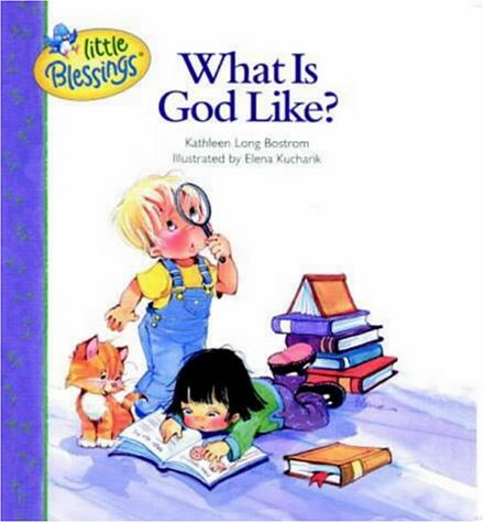 9781859853405: What is God Like? (Little Blessings)