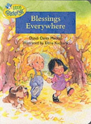 9781859854174: Blessings Everywhere (Little Blessings)