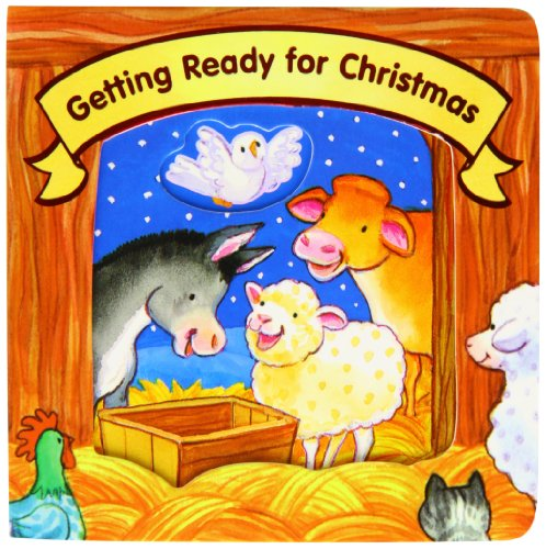 9781859854518: Getting Ready for Christmas (Christmas Board Books)
