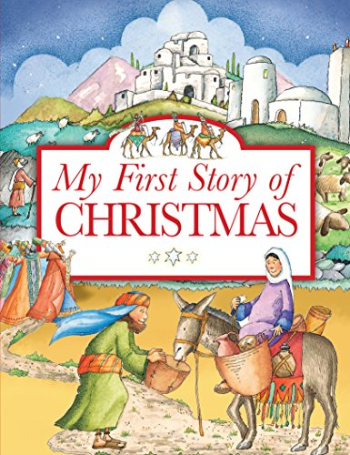 9781859854822: My First Story of Christmas