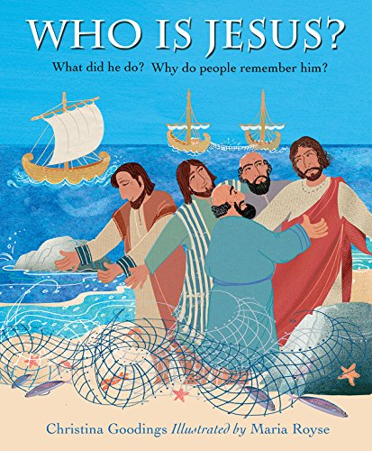 9781859854976: Who Is Jesus? (Bible Early Learning)