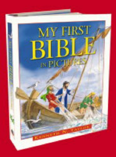 9781859855256: My First Bible in Pictures