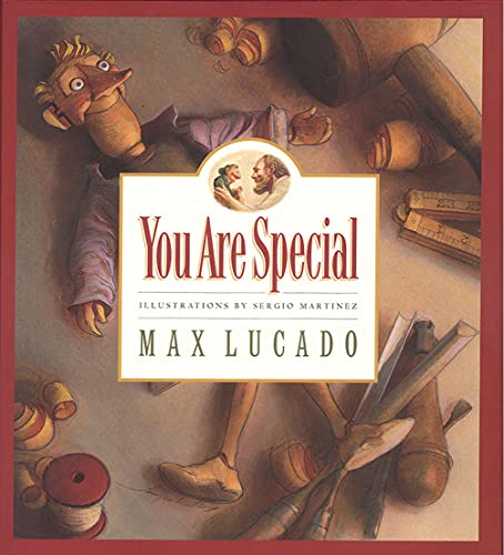 You Are Special (Wemmicks) (9781859855423) by Max Lucado