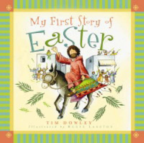 9781859855485: My First Story of Easter