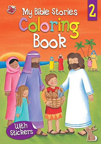 9781859855706: My Bible Stories Coloring Book 2