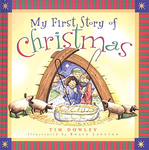 9781859855843: My First Story of Christmas